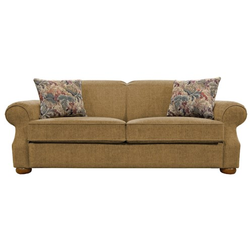England Melbourne Comfort 3 Queen Sleeper Sofa