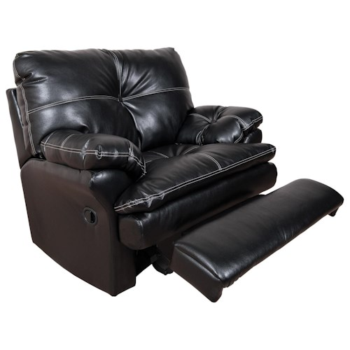England Miranda and Lloyd  Mininum Proximity Recliner for Casual Family Room Comfort