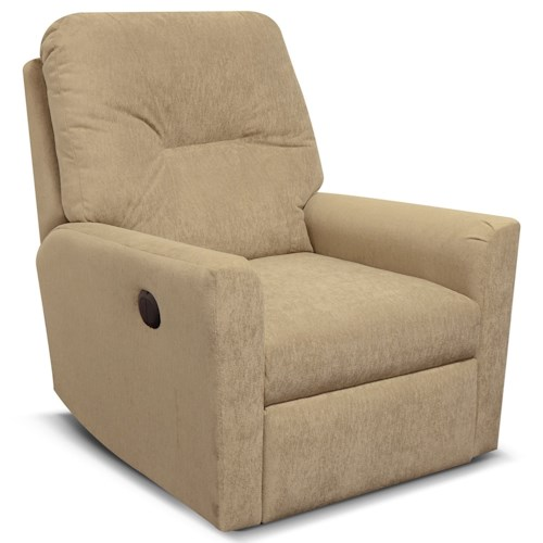 England Powers Rocker Recliner