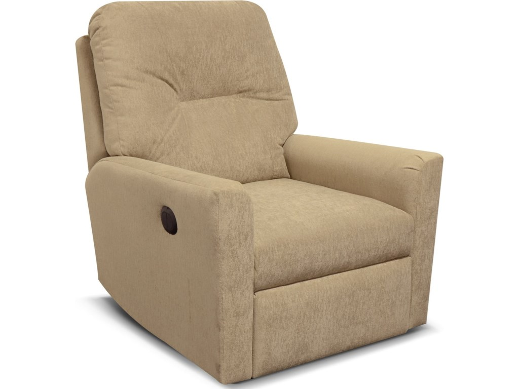 Recline Handle Indicated May Differ From What is Shown