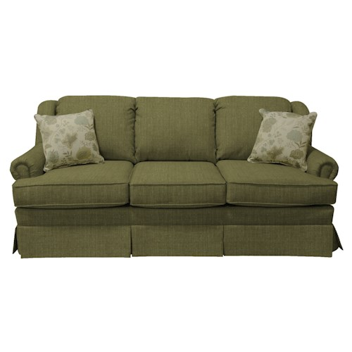 England Rochelle Air Mattress Queen Size Sleeper Sofa with Traditional Style
