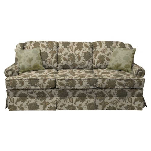 England Rochelle Sofa Sleeper with Comfort 3 Mattress