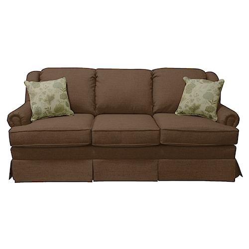 England Rochelle Sofa Sleeper with Comfort 3 Mattress