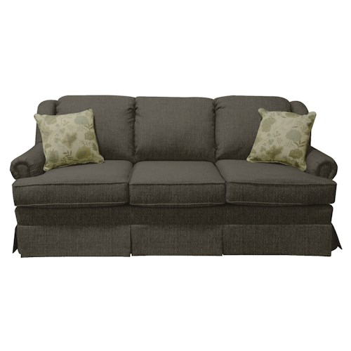 England Rochelle Visco Mattress Queen Size Sleeper Sofa with Traditional Style