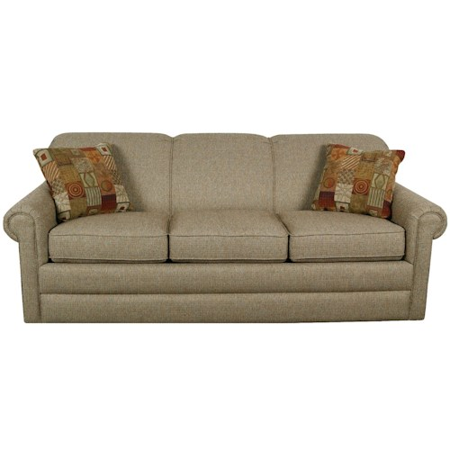 England Savona Traditional 3-Seat Stationary Sofa