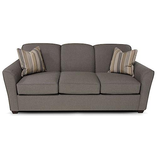 England Smyrna Queen Size Sleeper Sofa with Air Mattress