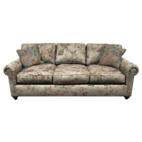 England Sumpter Sofa with Rolled Arms