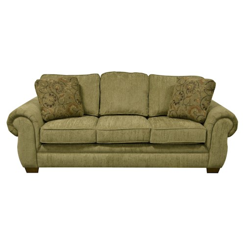 England Walters Sofa Sleeper with Traditional Style