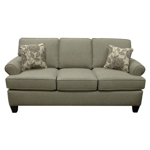 England Weaver Sofa with Casual Style