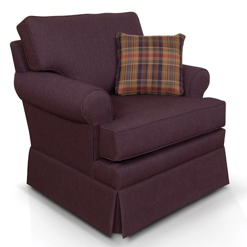 England William Traditional Glider Chair