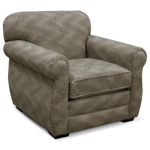 England Xaviar Chair with Casual Style
