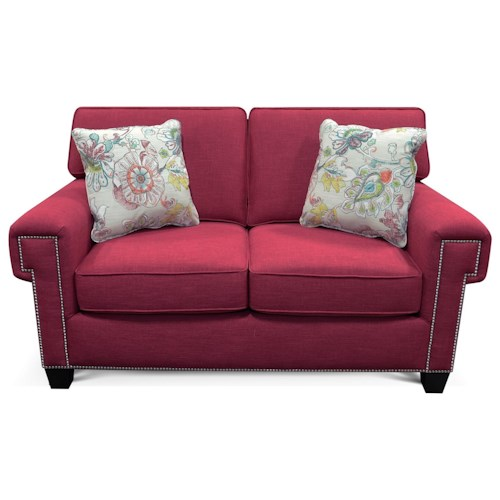 England Yonts Loveseat