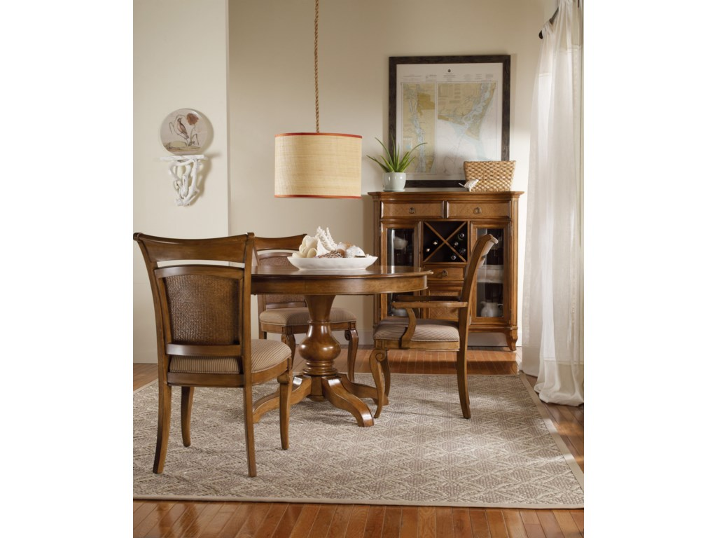 Shown with Display Buffet, Arm Chair and Side Chair