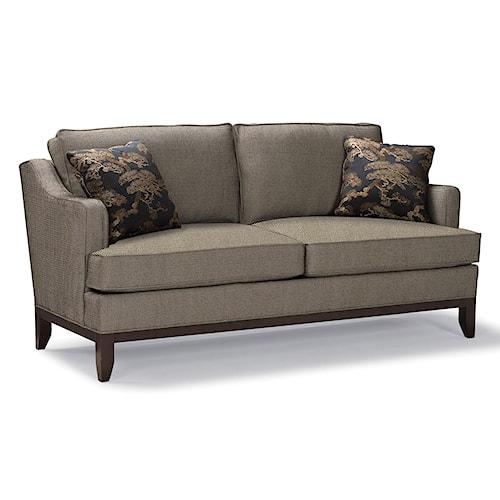 Fairfield 2714 Casual-Contemporary Stationary Sofa