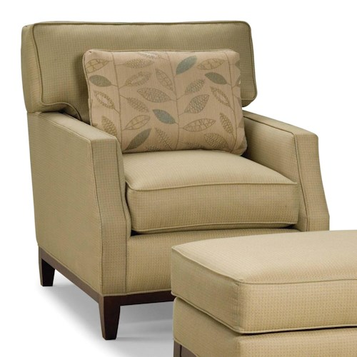 Fairfield 2758 Upholstered Lounge Chair