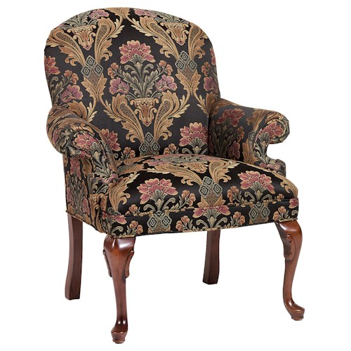 Fairfield Chairs Plushly Padded Upholstered Chair