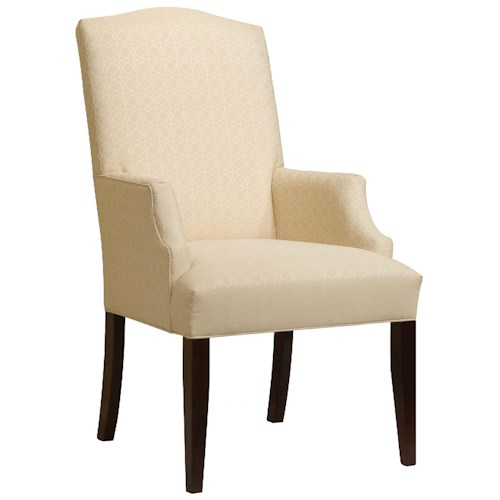Fairfield Chairs Upholstered Accent Arm Chair