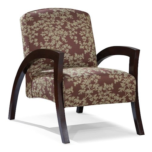 Fairfield Chairs Contemporary Stationary Grasshopper Chair