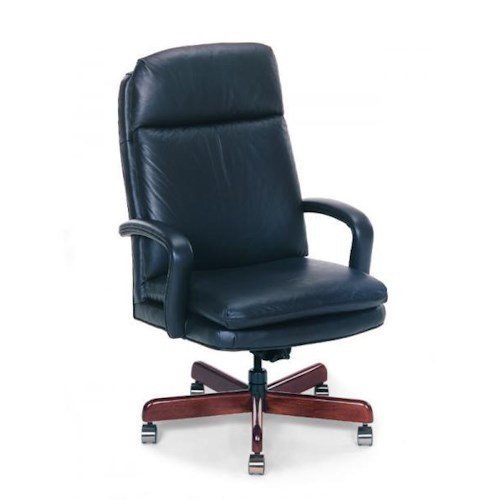 Fairfield Office Furnishings Leather Executive Swivel Office Chair