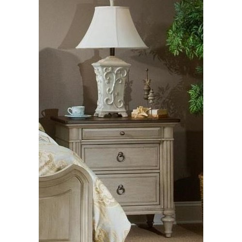 Morris Home Furnishings Rushmore Nightstand