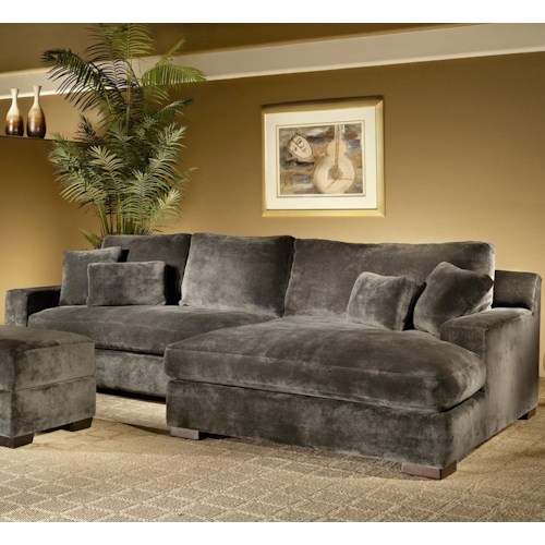 Fairmont Designs Billie Jean 2-Piece Sectional w/ Chaise