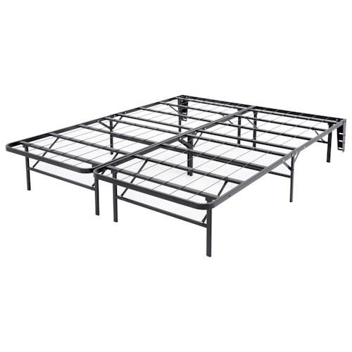 Morris Home Furnishings Bedding Support Atlas Queen Bed Base Support System