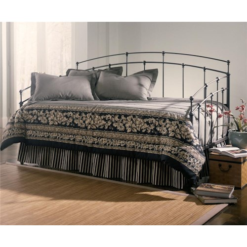 Fashion Bed Group Daybeds Fenton Daybed w/ Linkspring