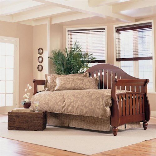 Morris Home Furnishings Daybeds Fraser Daybed w/ Linspring