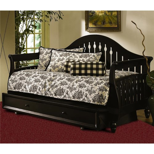 Fashion Bed Group Daybeds Fraser Daybed w/ Linspring