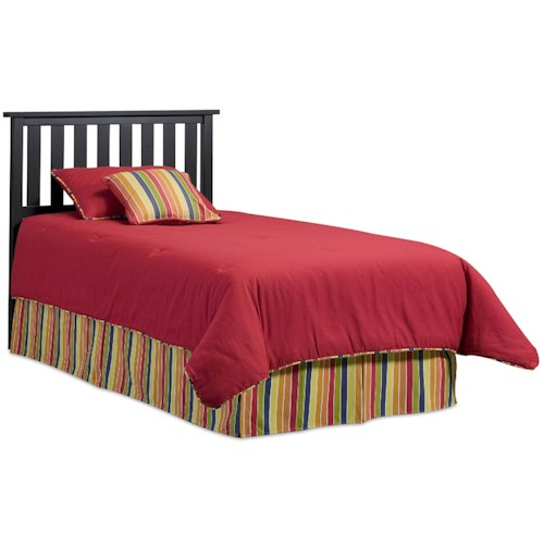 Fashion Bed Group Fashion Kids Full/Queen Belmont Headboard
