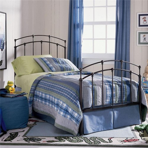 Morris Home Furnishings Fashion Kids Twin Fenton Bed