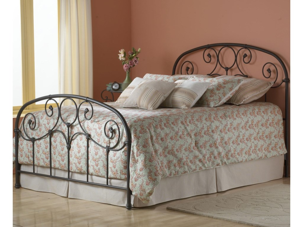 Shown as Complete Bed