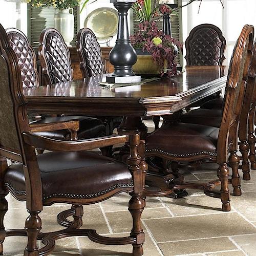 Fine Dining Room Furniture: Fine Furniture Design Viniterra Rectangular Double