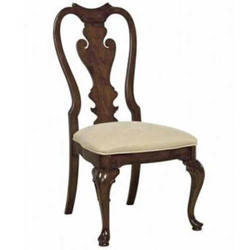 Belfort Signature Belmont Brandywine Splat Back Side Chair