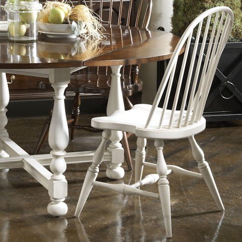 Belfort Signature Belmont Rhode Island Windsor Side Chair