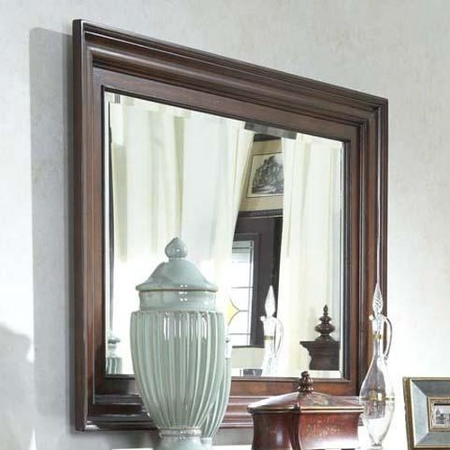 Belfort Signature Westview Wood Framed Landscape Mirror
