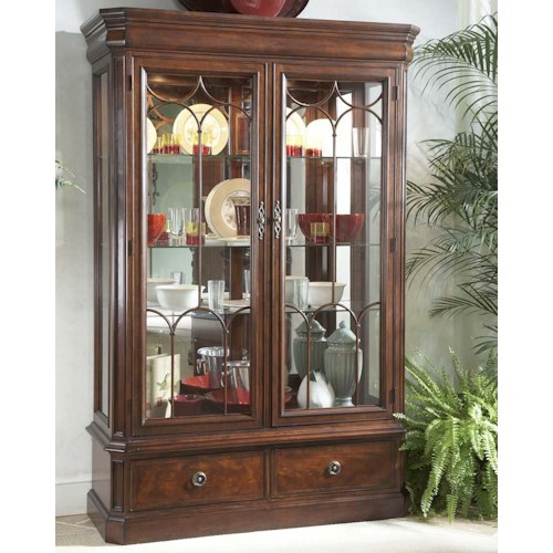 Belfort Signature Westview Display Cabinet