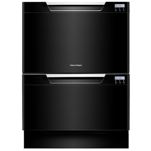 Fisher and Paykel DishDrawer ENERGY STAR® Double DishDrawer™