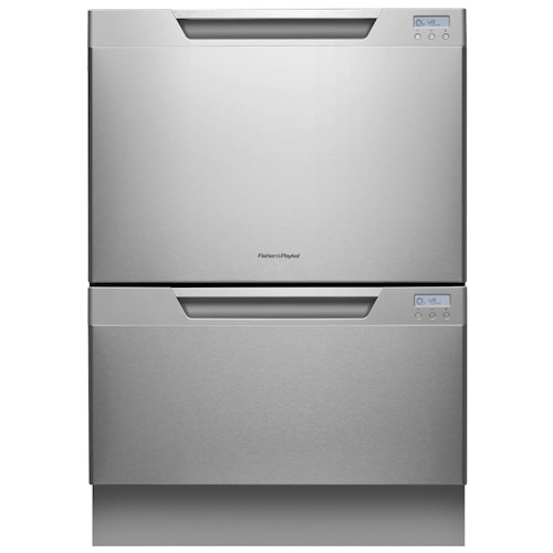 Fisher and Paykel DishDrawer ENERGY STAR® Tall Double DishDrawer™