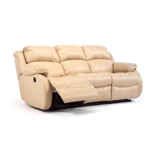 Flexsteel Latitudes - Brandon 3-Seat Power Reclining Motion Sofa