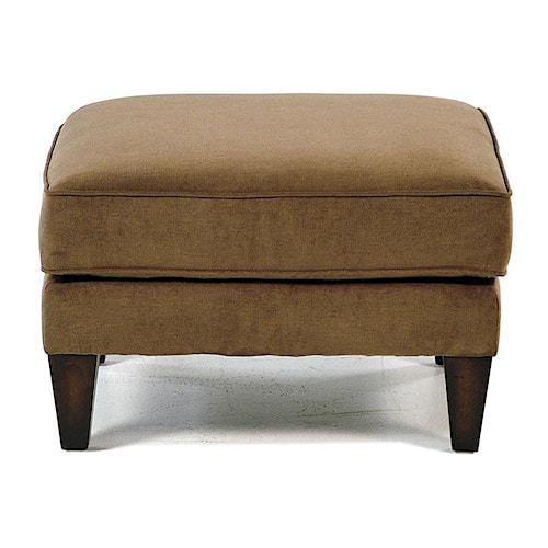 Flexsteel Chazz Upholstered Ottoman