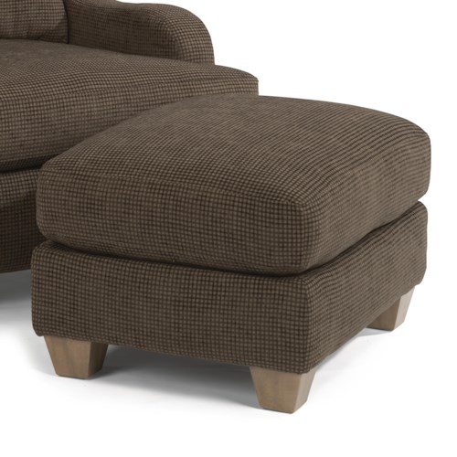 Flexsteel Accents Salem Ottoman