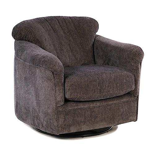 Flexsteel Accents Riverton Swivel Glider Chair