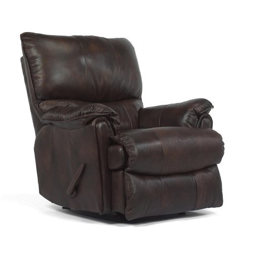 Flexsteel Accents Stockton Rocking Recliner