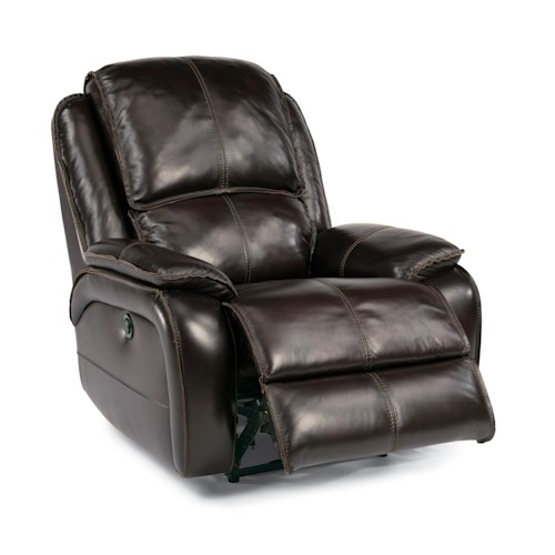 Flexsteel Latitudes - Avery Recliner with Power Controls