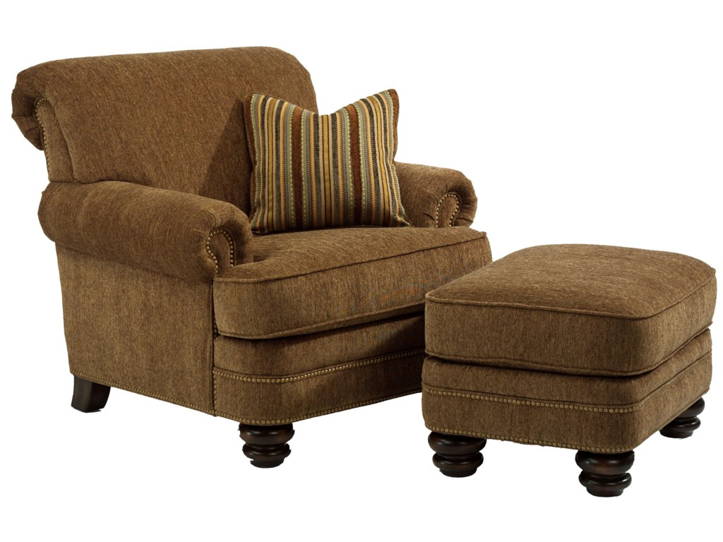Shown with Coordinating Rolled Back Chair