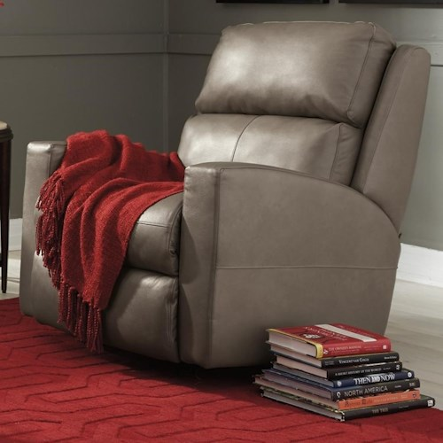 Flexsteel Catalina Contemporary Casual Power Motion Recliner