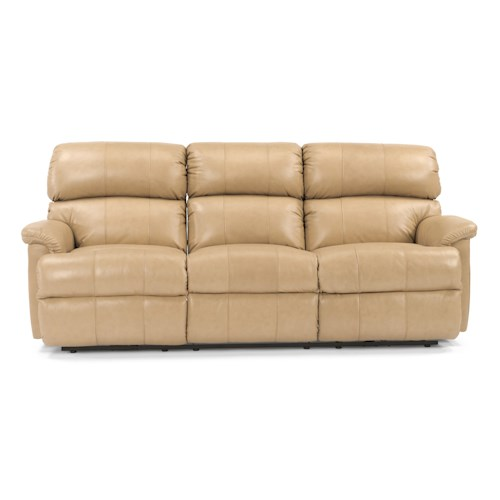 Flexsteel Chicago Power Reclining Sofa