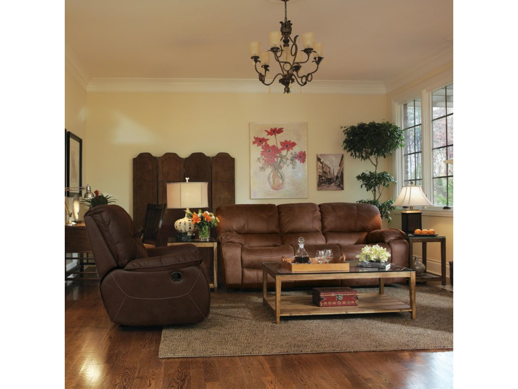 Shown with Gliding Recliner
