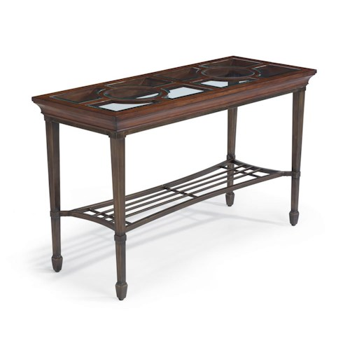 Flexsteel Hathaway Sofa Table